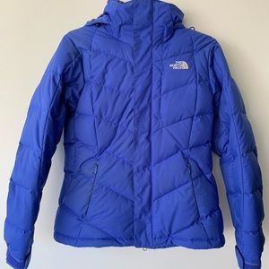 North Face insulated winter coat